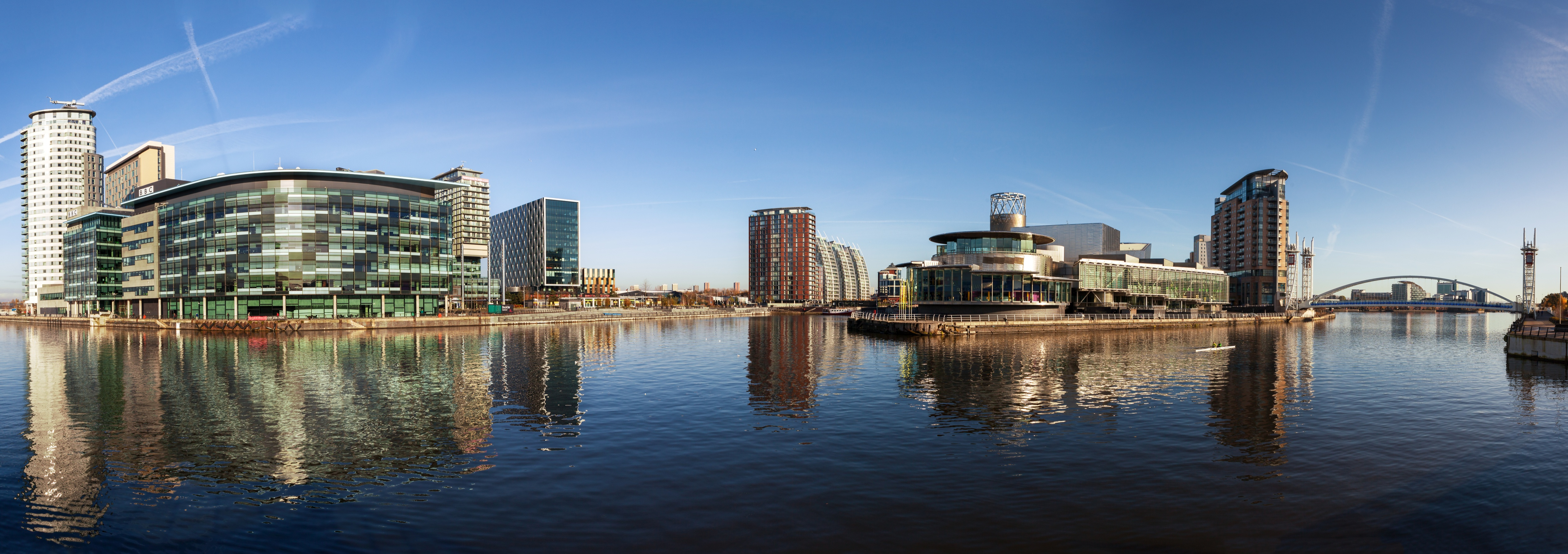 Manchester  skyline 3